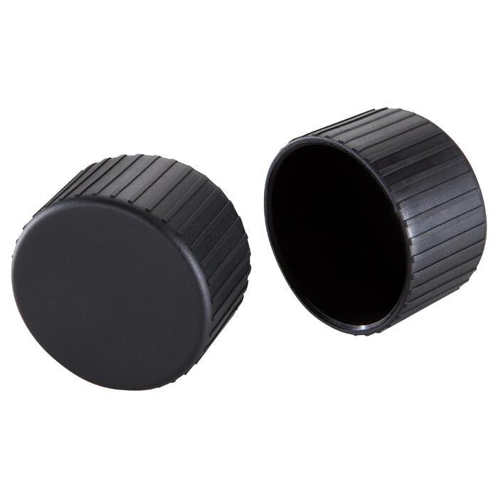 Fußstützen Standard 60 schwarz