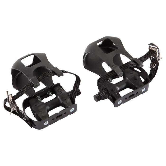Paar pedalen