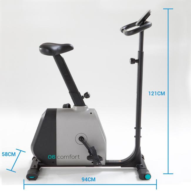 Comfort Exercise Bike