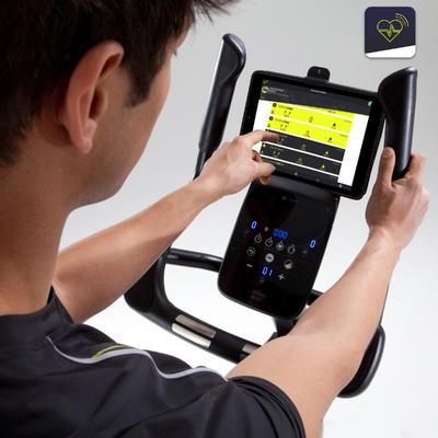 دراجة التمارين E Energy المتوافقة مع تطبيق E Connected*