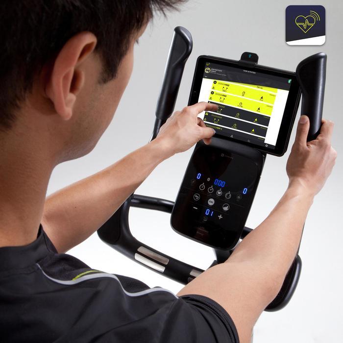 Heimtrainer E-Energy kompatibel mit der Domyos E-Connected-App