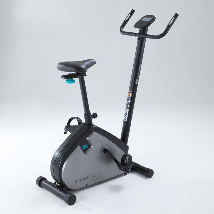 PRODUCTO REACONDICIONADO Bicicleta Estática Pequeña Domyos Essential+