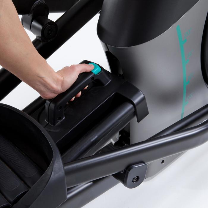 Bicicleta Elíptica Inercia Delantera Domyos E - Energy
