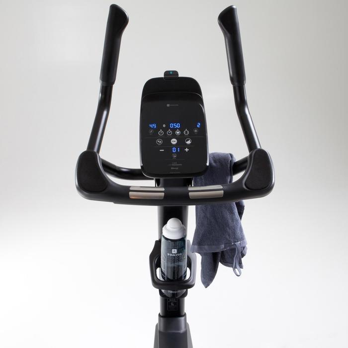 Bicicleta estática E ENERGY, compatible con la aplicación Domyos Econnected.