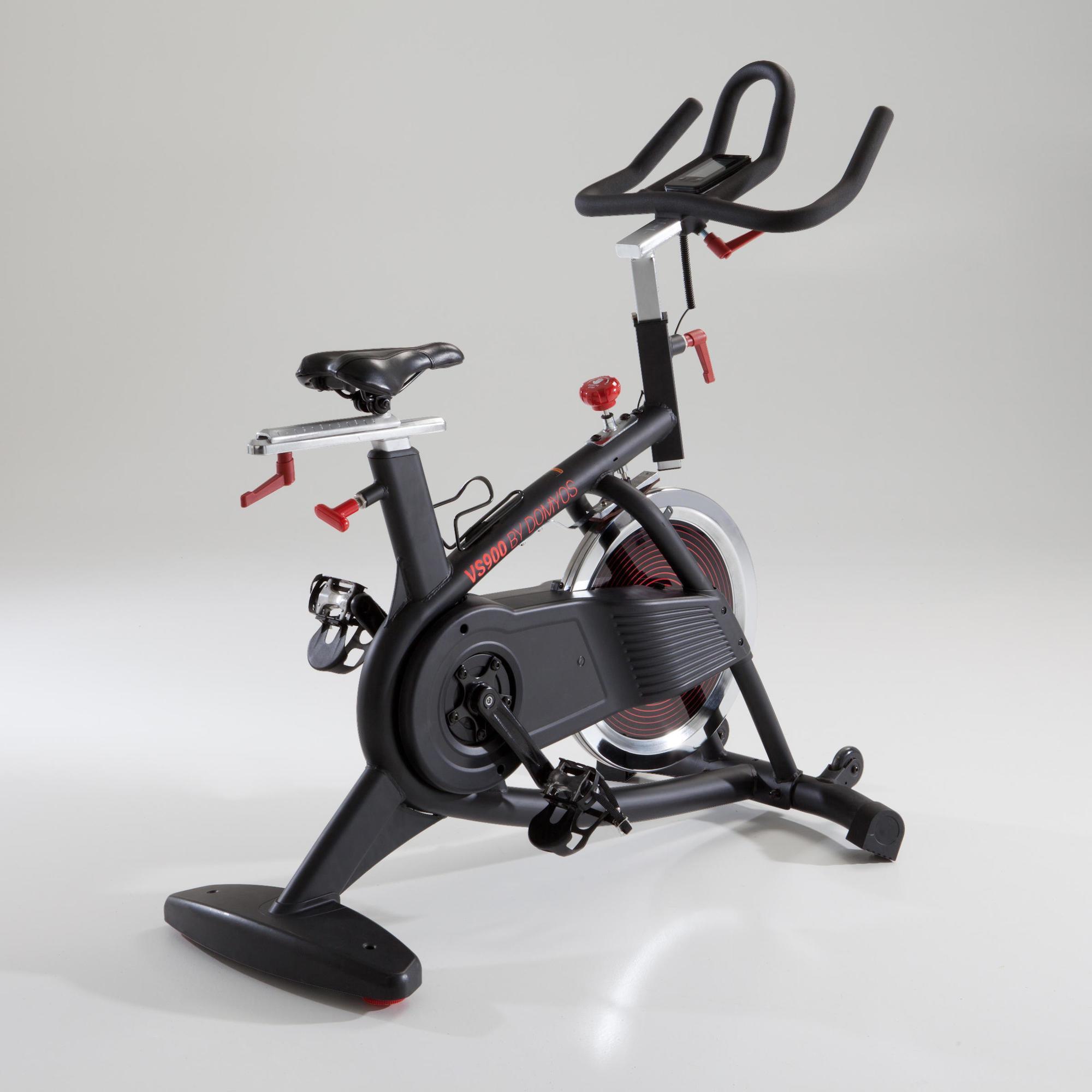 vs900 indoor bike domyos by decathlon. Black Bedroom Furniture Sets. Home Design Ideas