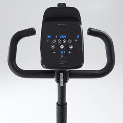 Bicicleta estática E FOLD, compatible con aplicación Domyos Econnected