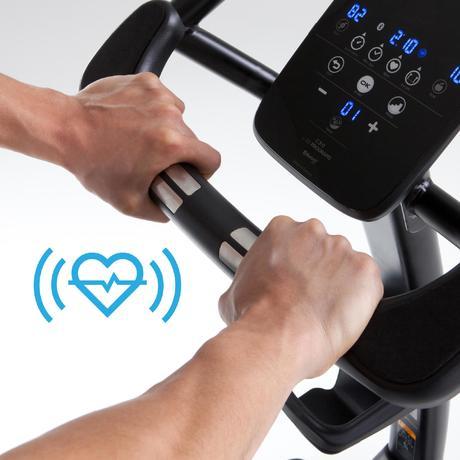 Exercise bike app