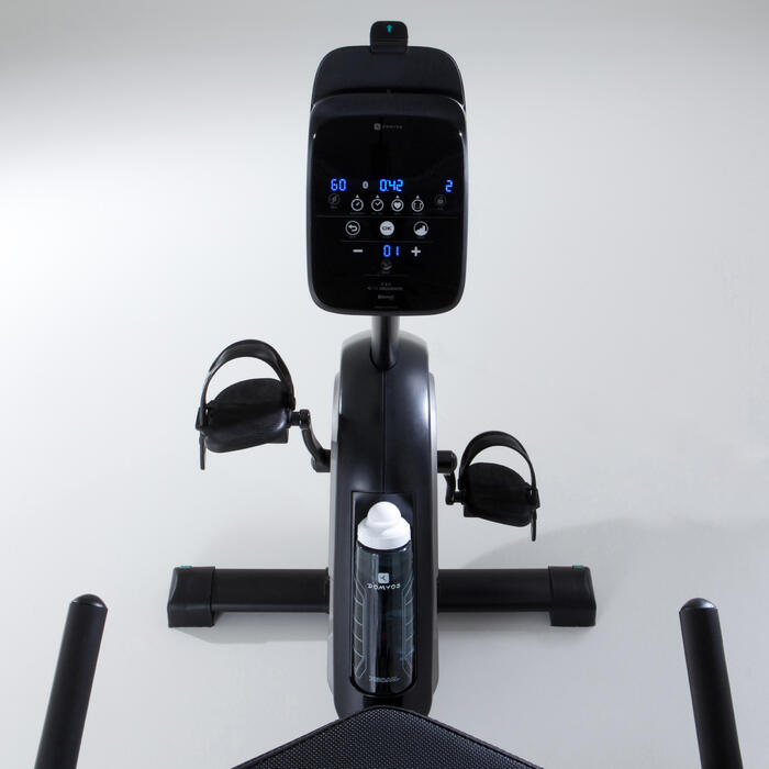 Bicicleta Estática Horizontal Domyos E - Seat