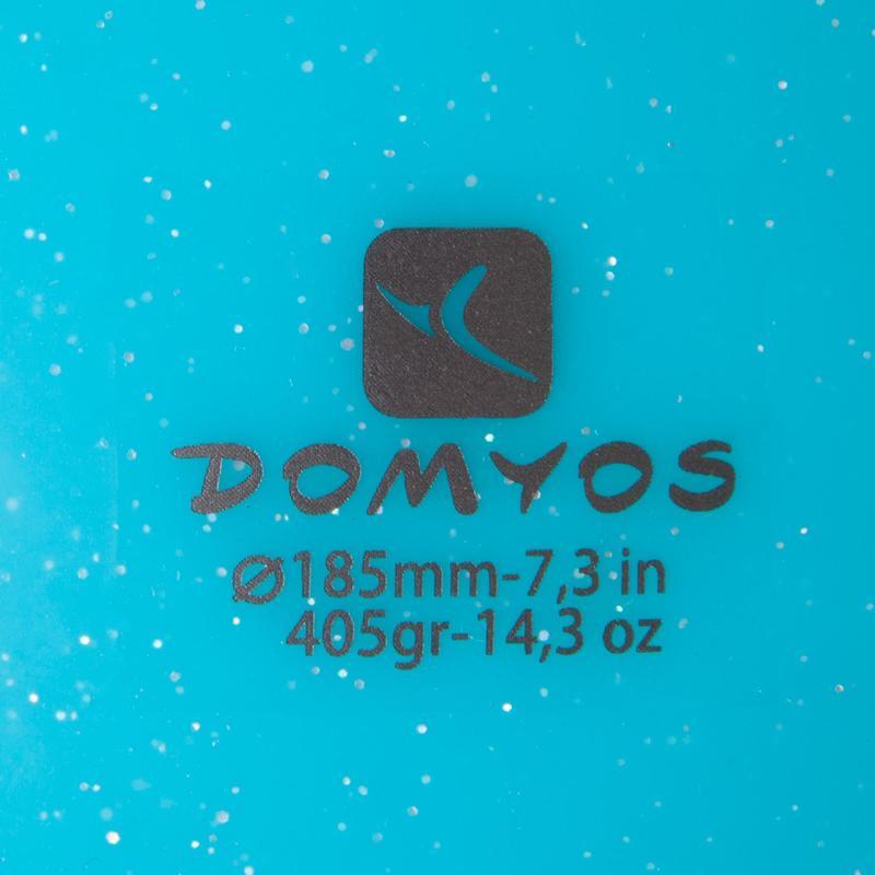 Pelota de Gimnasia Rítmica (GR) 185 mm lentejuelas turquesa  80b27f32d364