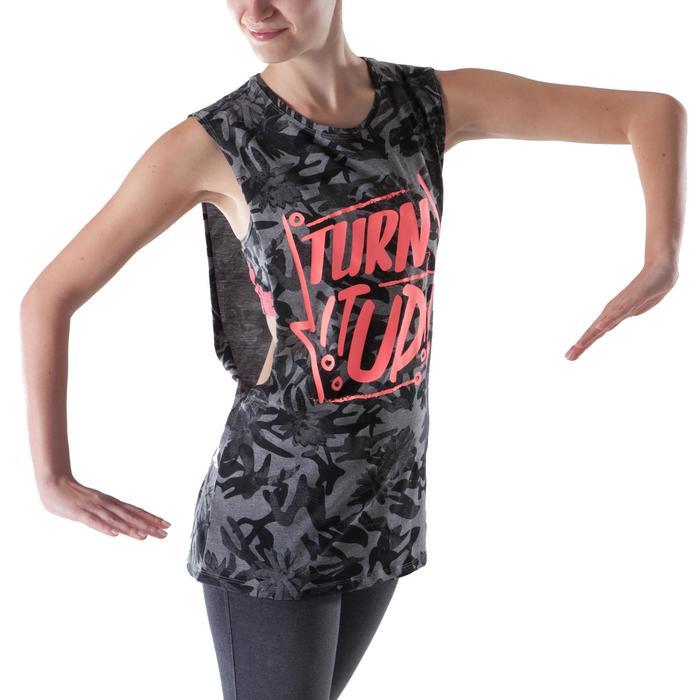 T shirt sans manche danse femme - 1228960