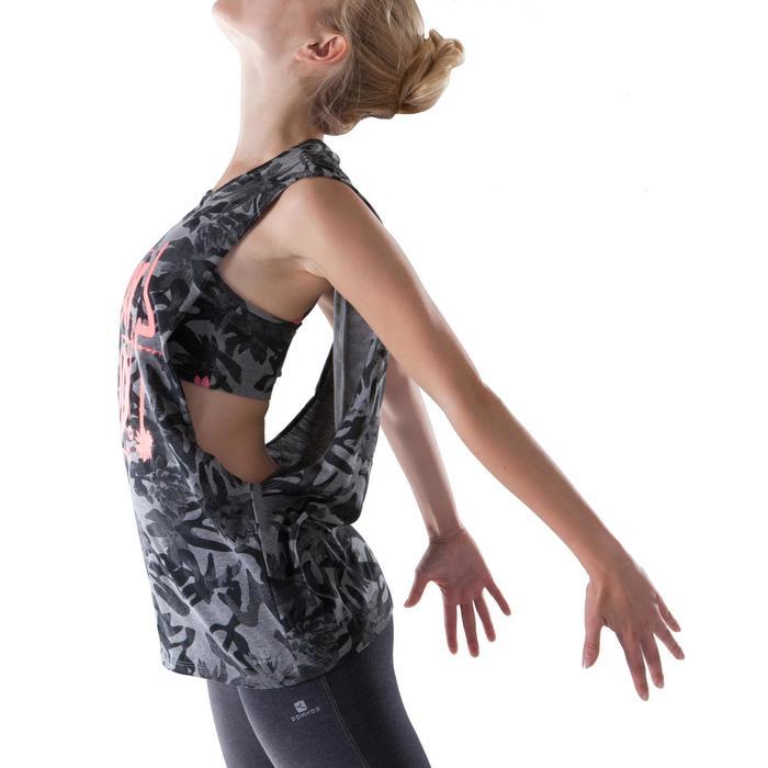 T shirt sans manche danse femme - 1228965