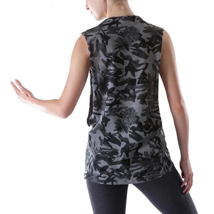 T shirt sans manche danse femme - 1228969