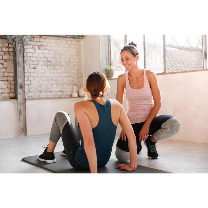 Top 500 Gym Stretching Damen schwarz