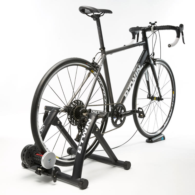 HOME TRAINER IN RIDE 100 B'TWIN