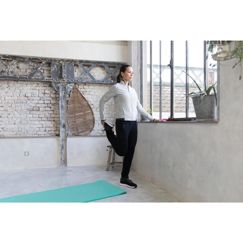 a364352d1 Calça Feminina Slim 500 para Pilates e ou Ginástica