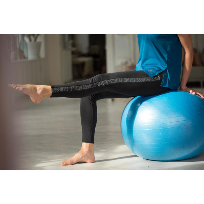 c0a9600ae02d4 SWISS BALL ANTIRREVENTÓN PILATES MEDIUM Domyos