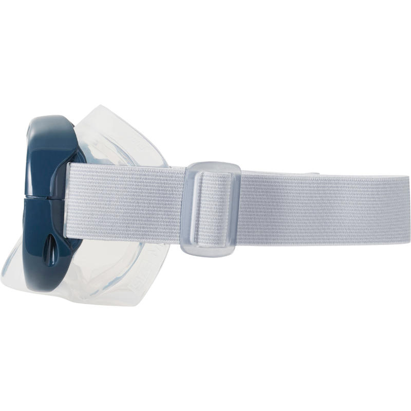 Snorkel Set 500 - Grey