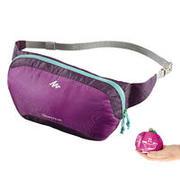 Vijoličasta torbica za okoli pasu