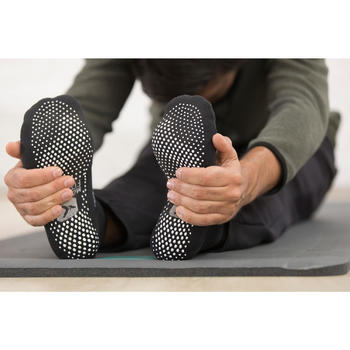 Chaussettes antidérapantes Gym Stretching & Pilates - 1230337
