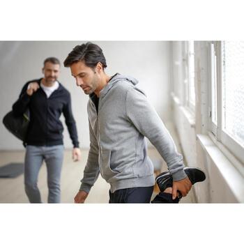 Hoodie voor fitness en pilates heren - 1230362