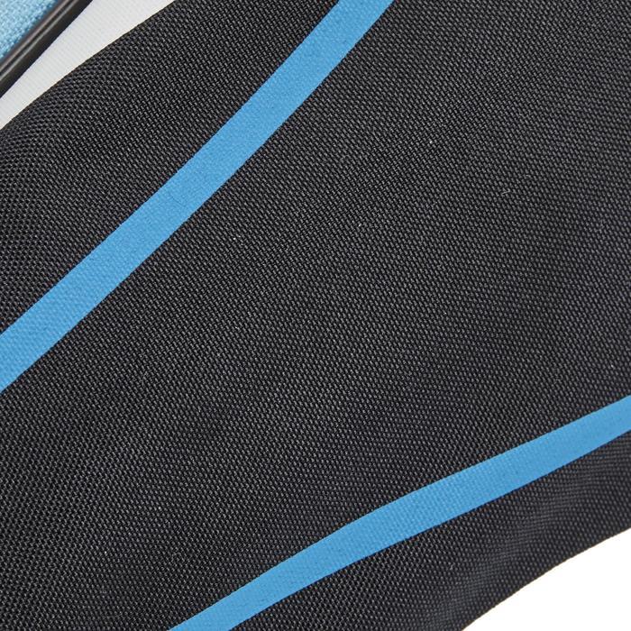 BL160 Funda de raqueta - Azul/Negra