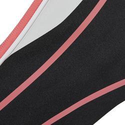 Funda de raqueta BÁDMINTON perfly BL160 Negra y Rosa