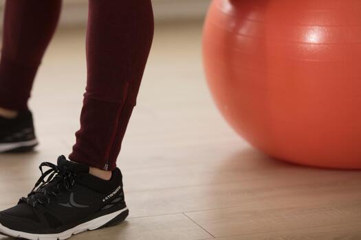 Pantalon skinny Gym & Pilates homme - 1230396