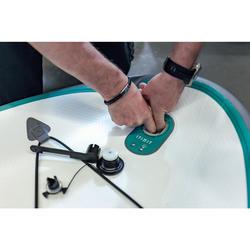 Vervangen van een ventiel van een stand-up paddling board