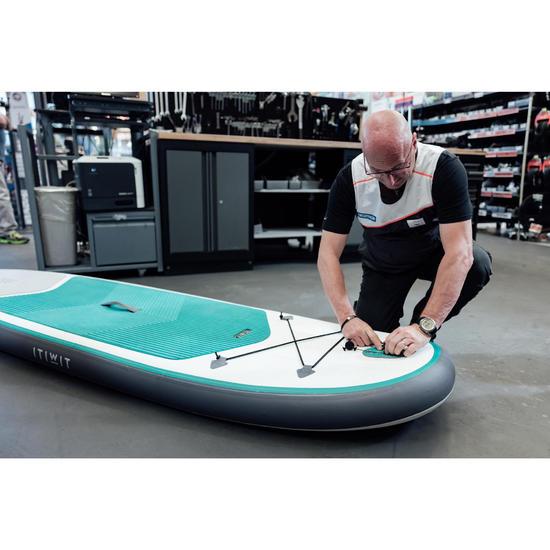 Vervangen van een ventiel van een stand-up paddling board - 1230455