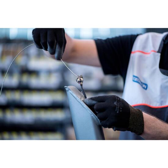 Vervangen van de set elektrische kabels van een loopband - 1230540