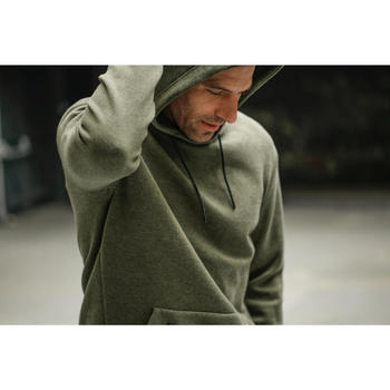 Sweat-shirt 560 Gym & Pilates homme capuche - 1230571