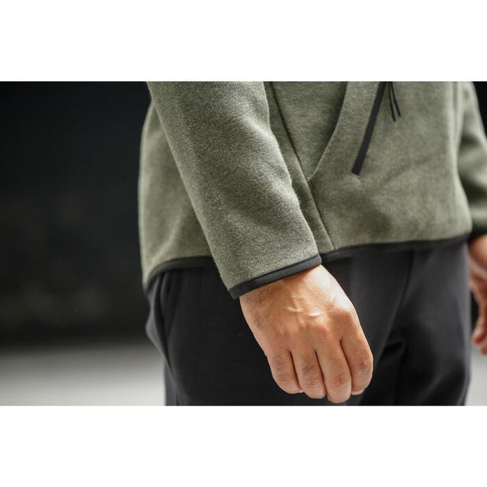 Pantalon 960 skinny spacer Gym & Pilates homme noir