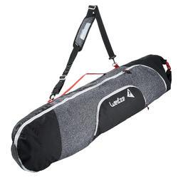 Reisboardbag voor snowboard comfort 500 grijs