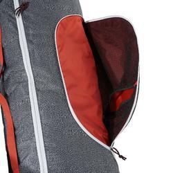 Housse de snowboard confort 500 grise