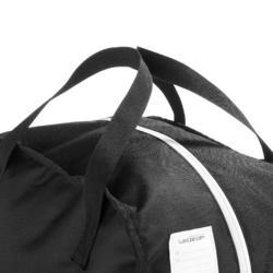 Tas voor skischoenen 100 zwart