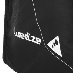 Wed'ze Access 300 滑雪運動鞋包 黑色