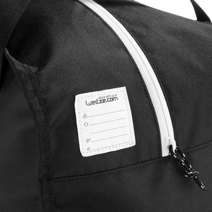 滑雪靴袋100 - 黑色