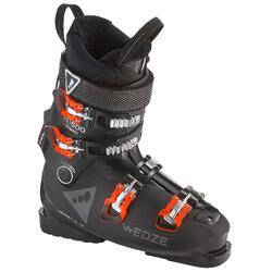 男款全山地滑雪靴WID 500 - 黑色