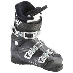 Women's Piste Ski Boots Wid 300 - Black