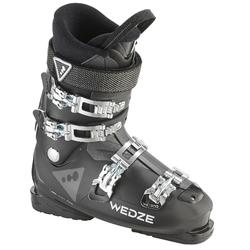 MEN'S DOWNHILL SKI BOOTS WID 300 - BLACK