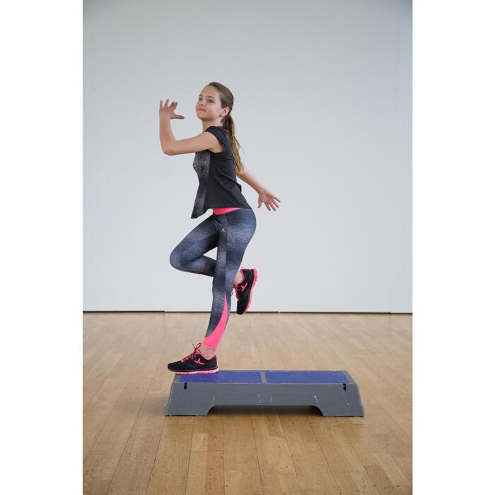 Domyos gym legging energy voor meisjes decathlon for Gimnasio 60 entre 8 y 9
