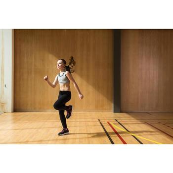 Gym kuitbroek voor meisjes, regular fit - 1230925