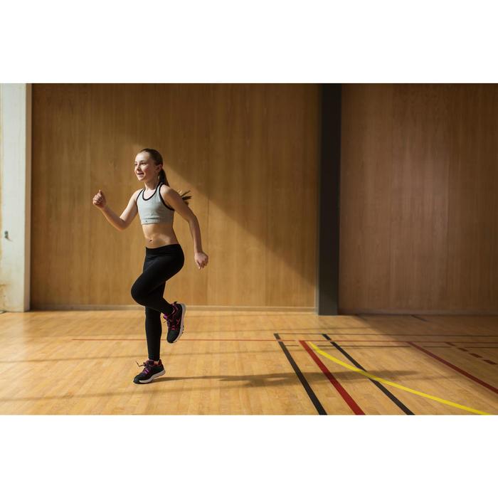 Gym kuitbroek voor meisjes, regular fit - 1230936