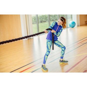 Veste zippée capuche Gym Energy fille - 1230954