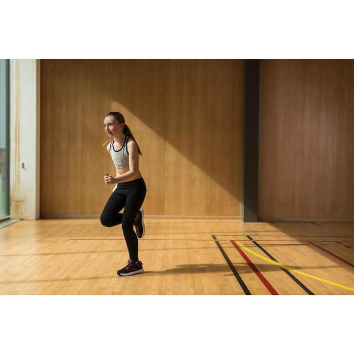 Gym kuitbroek voor meisjes, regular fit - 1230969