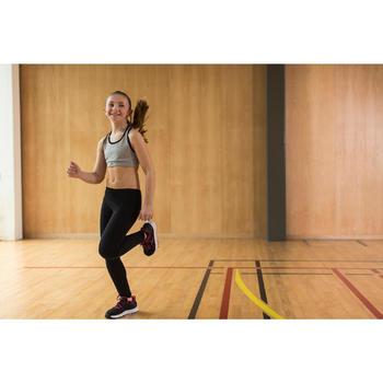 Gym kuitbroek voor meisjes, regular fit - 1230987