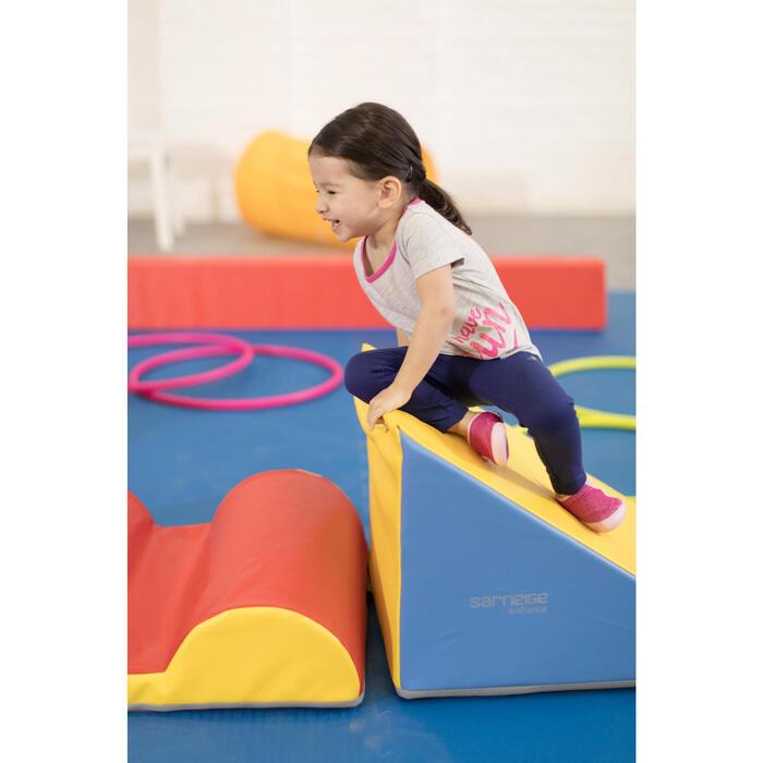 Lotx2 Legging 100 Baby Gym fille imprimé - 1230993