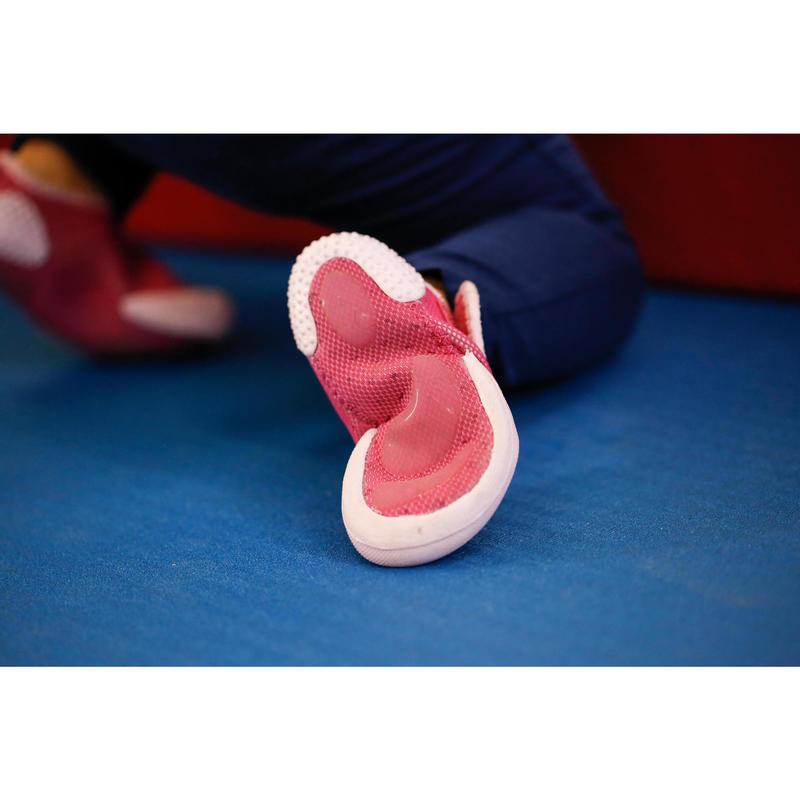 Rosapink Turnschuhe 500 Babylight Turnen Babyschuhe dCBxoe
