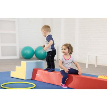 Lotx2 Legging 100 Baby Gym fille imprimé - 1231007