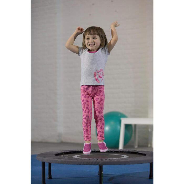 Lotx2 Legging 100 Baby Gym fille imprimé - 1231008